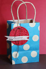 Holiday Treat Bags by Robyn Werlich