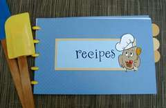 Recipe Holder By Sally Traidman