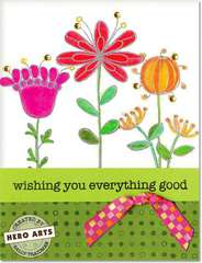 wishing you everything good by Sally Traidman