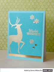 Winter Wishes by Donna Mikasa for Hero Arts