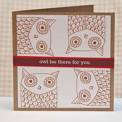 Owl B There for You