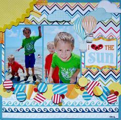 I *Love* the Sun