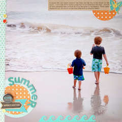 Summer Twenty-Twelve {Studio Calico HEY DAY!}