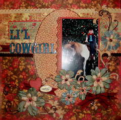 Li'l Cowgirl