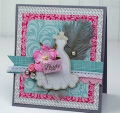 Bride Card *Bella Blvd*