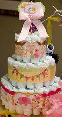Diaper Cake *Doodlebug Design*