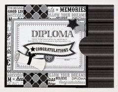 Diploma Card *Doodlebug Design*