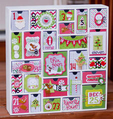 Advent Calendar *Doodlebug Design*