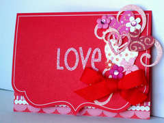 Love Card *Doodlebug*