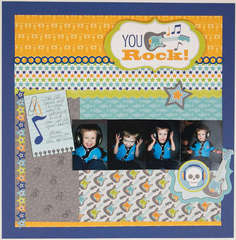 You Rock! *Doodlebug Design*