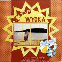 camp wyoka