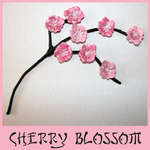 Cherry Blossom Tutorial by my daughter Katie!!