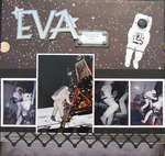 Space Camp EVA (Extra Vehicular Activity)