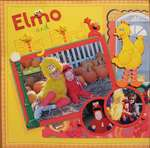 Elmo and Big Bird... Halloween 2001