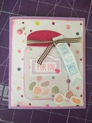 You're so Sweet! Card - NSD 2015