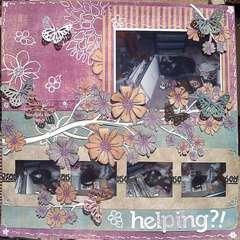 Helping?!