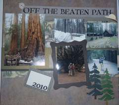 Off the Beaten Path - Pg1