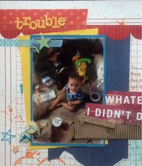 Trouble - Project 52: Week 29