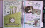 Baby's 1st Memory Book - Page 4-5
