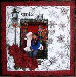 Santa and Me.