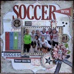 Soccer..