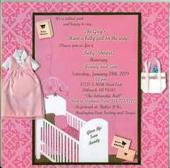 Brandy's Baby shower page