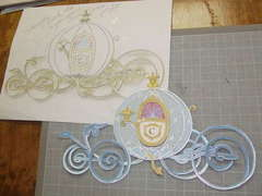 Cinderella's Coach finished