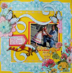 How do I love thee *Scraps of Elegance* October Dreams of you kit