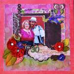 I'm 30  **Scraps of Darkness**Nov Purple Haze kit