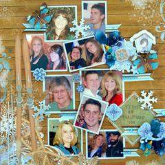 Faces of Christmas * Dec Scraps of Elegance Kit* winter wishes