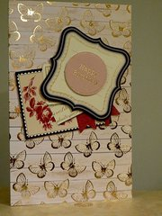 Beautiful Butterflies Card!
