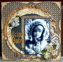Lil Eskimo Baby * ZVA Creative *