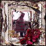 Red Riding ** Scrap That! December Kit **
