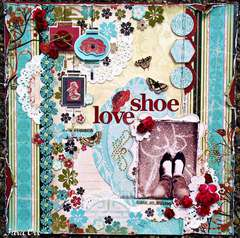 Shoe Love * Bo Buny & ZVA Creative *