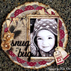 Snug as a Bug * Scrap That! *