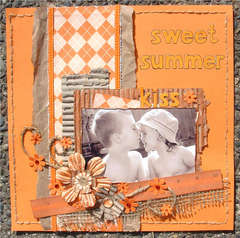 Sweet Summer Kiss *Nikki Sivils*