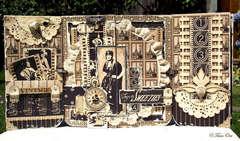 Curtain Call Mini Album * Graphic 45 Design Team *