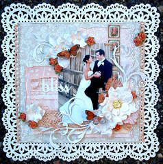 Wedded Bliss * Scrapbooking & Beyond *