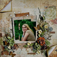 Be unforgettable ~Scraps of Elegance~