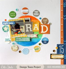 Rad Summer Fun | *Elle's Studio