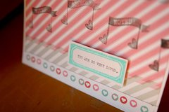 YOU ARE SO VERY LOVED CARD | *Elle's Studio