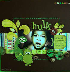 Hulk's Baby