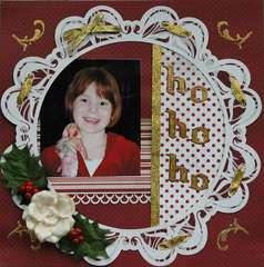 Lauren 2009 Christmas