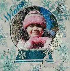 Snowglobe--Emma