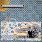 We are Family - Gossamer Blue January Kit