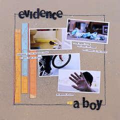 Evidence of a Boy