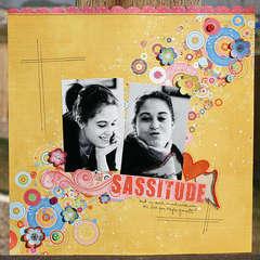 Sassitude