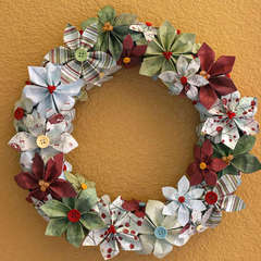 Christmas Wreath [Fancy Pants]