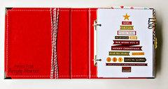 2014 Christmas Planner   Simple Stories