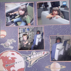 NASA Space Camp Layout Page 2
